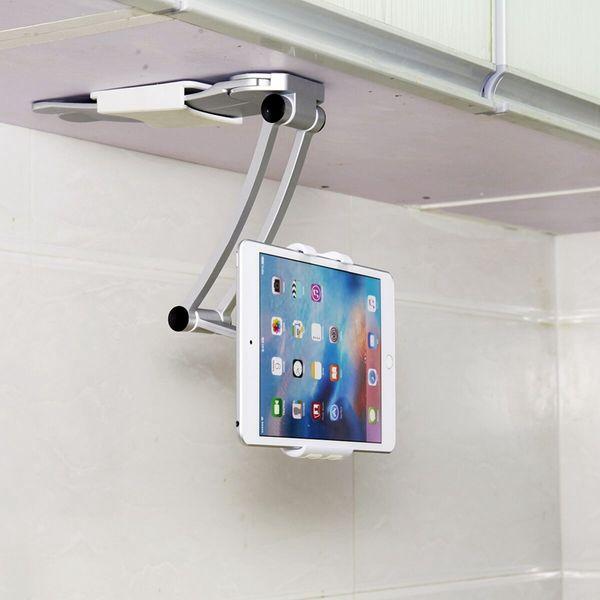 Großhandel Küche Tablet Standplatz 2 In 1 Küchen Wand Tablet Halterung Für  7 12 Zoll Tablet PC Handy Für Ipad Für Samsung Galaxy Tab Von Youshop, ...