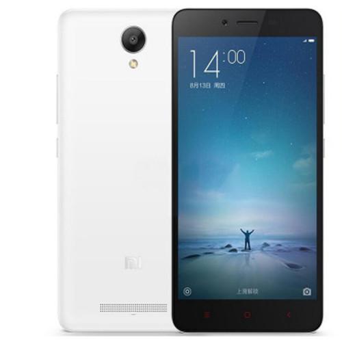 Original Xiaomi Redmi Note 2 Cell Phone 2GB RAM 16GB ROM Octa Core Helio X10 MIUI 7 5.5inch IPS 13.0MP 4G LTE Mobile Phone