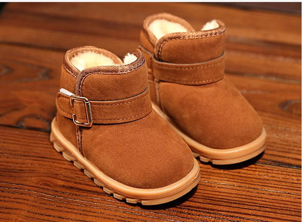 NEW Free shipping Hot Sale Boots Shoes Kids PU Patchwork Slip-resistant Fashion Martin Boots Girls boots