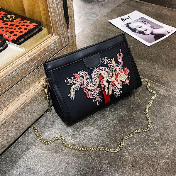 China bags handbags women famous brands chain bag fashion luxury designer flap messenger bags female purse shoulder crossbody bags