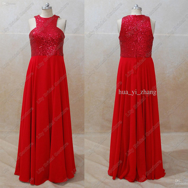 best selling 2017 Real Images Sequin Celebrity Evening Dresses Gowns Floor Length Runway Red Carpet Prom Dresses MR003