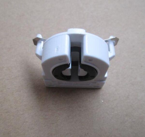 1000pcs G13 Light Socket T8 Lamp Holder For LED Light Tube