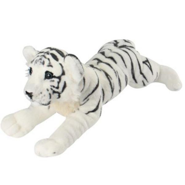 60cm Lying Down White Tiger