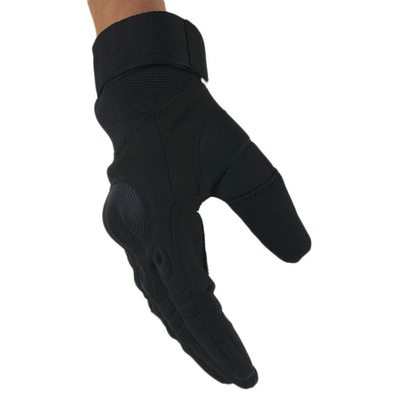 top popular tactical gloves outdoor full finger army gloves antiskid sports microfiber mens sports gloves wholesale 2019