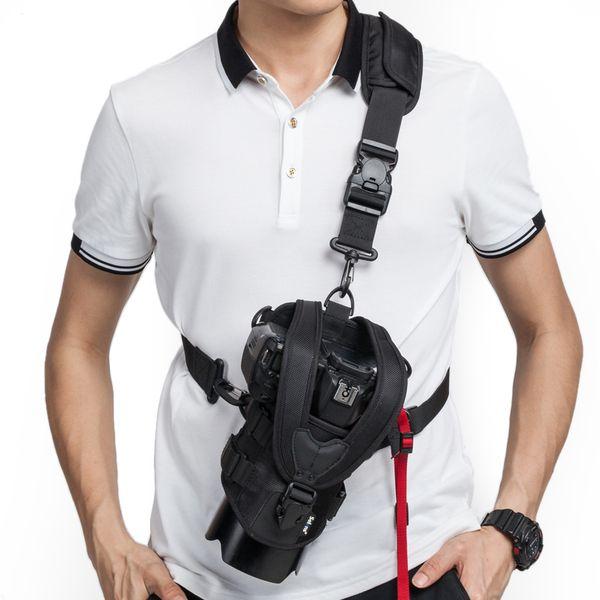 Selens Quick Rapid Kameratasche Tasche Casepro Verstellbare Schultergurt DSLR Protector Strap für Canon Pentax Sony Nikon