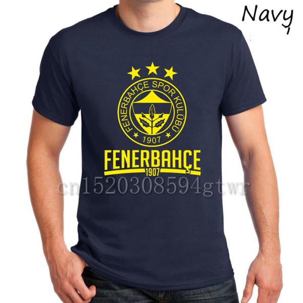 Fenerbahce Turchia Violaceo blu Maglietta canarino fan Maglietta Camiseta Istanbul Jeremain Lente Robin van Persie Moussa Seminare club