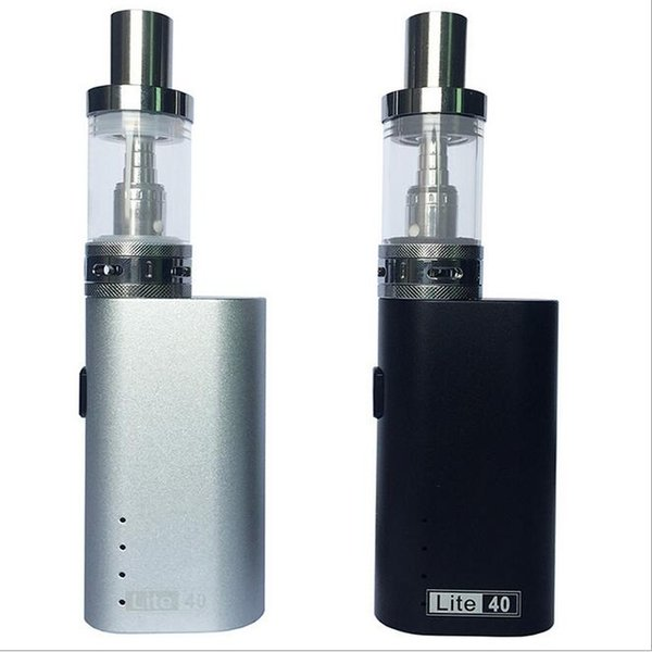 Jomo Lite 40w Vape Kits 100% Original E Cigarettes Box Mod Jomo Lite 40 Kit TC Mod Vaporizer Smoking Device China Cheap Cigarettes