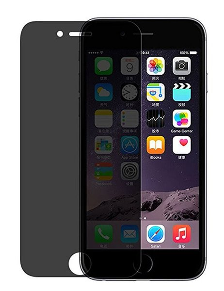 9H Pellicola protettiva Premium Shield Pellicola anti-spioncino per iPhone 7 7plus 6 6s Plus 5 5S