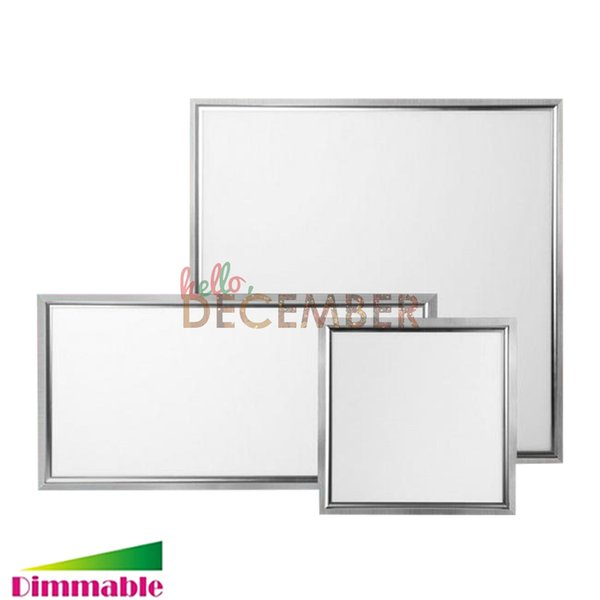san francisco d4258 9b2e7 2019 12W 18W 24W 36W 48W Dimmable LED Panel Light 12x12 Inch / 24x24 Inch  Recessed / Suspended / Surface Mounted LED Ceiling Lamps From Ledecember,  ...