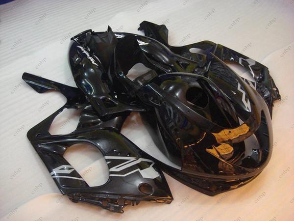 Kunststoffverkleidungen Thundercat 96 97 Vollkörper Kits YZF 600R 06 07 Schwarz Verkleidungskits für YAMAHA YZF600R 98 99 1997 - 2007
