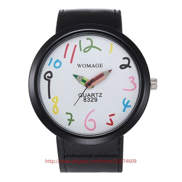 Black (Black Watch frame)