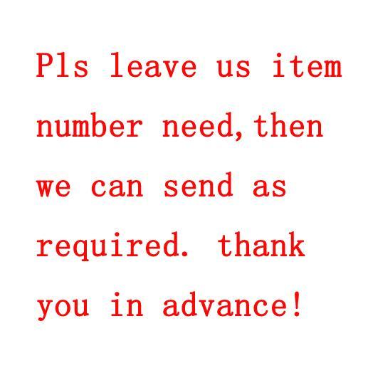 leave item no