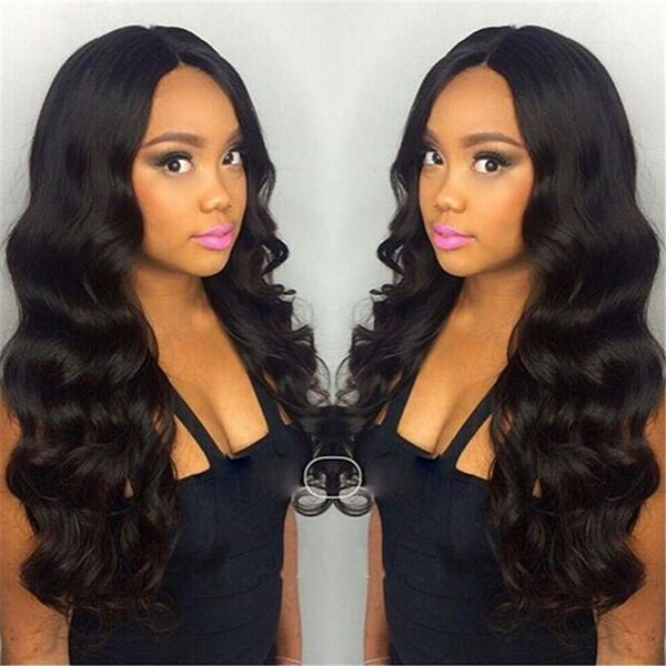 Human Hair Wig Top Quality Full Lace Wig