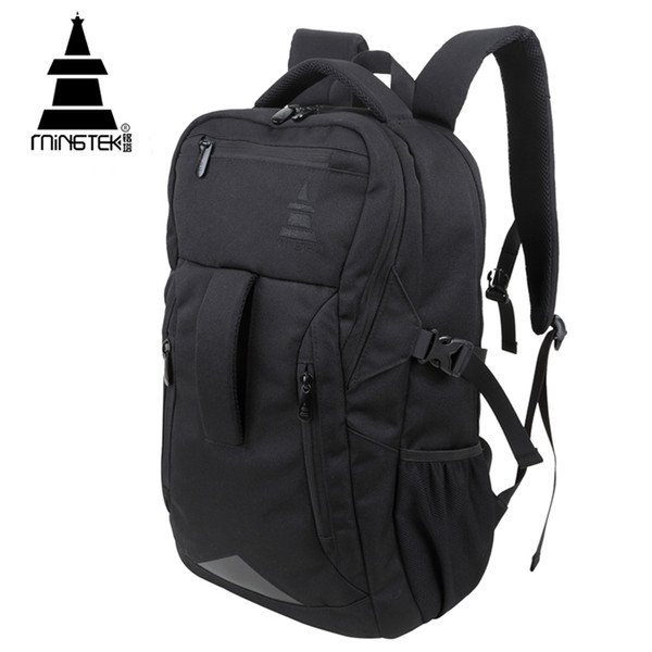 Wholesale- Business Travel Laptop Backpack 14 15.6 Inch Waterproof Nylon Backpacks Casual Notebook School Bags For Teenagers High Quality