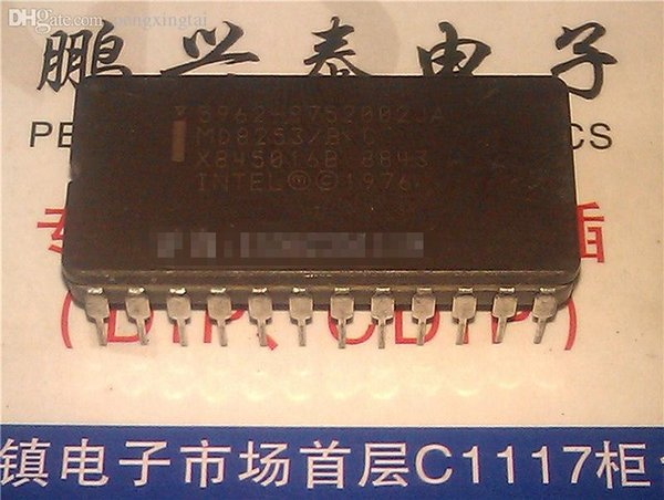 MD8253/B / MD8253/BC / MD8253B . 5962-8752002JA , CDIP-24 . dual in-line 24 pin dip ceramic package , Electronic Component . IC