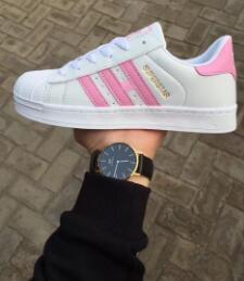 Bianco / Pink.