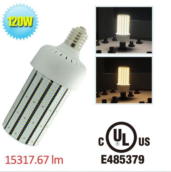 aebe66f6 400Watt MHL led street light replacement 80w 100w 120W led corn bulb lamp  canopy fixture lighting