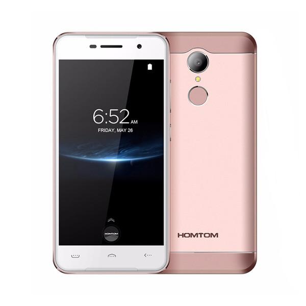 Original HOMTOM HT37 Pro 4G LTE Mobile Phones Android 7.0 3GB+32GB Quad Core Smartphone 8.0MP 720P 5.0 inch Dual SIM Cell Phone