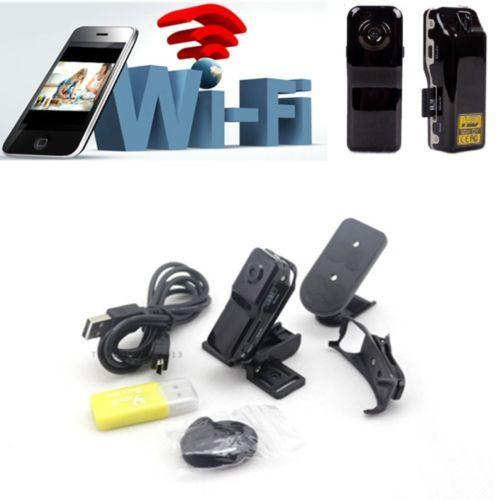 Wholesale-Md81 Network Remote Control IP WEB Camera camcorders with WiFi camera mini dv dvr camera wifi Surveillance cameras hd mini
