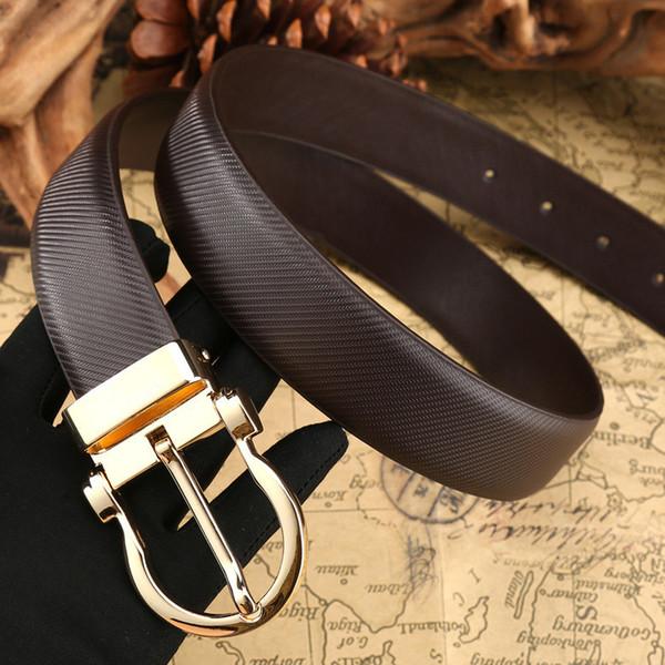 Cinture di lusso di nuova moda per uomo donna cinture di design uomo cinture uomo in vera pelle di alta qualità uomo Ceinture Homme