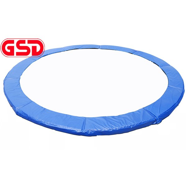 Gros-GSD Trampoline Pad Ronde Modèle Master Spring Pad Couverture Pour 6/8/10/12/13/14/15/16 Pieds Trampoline