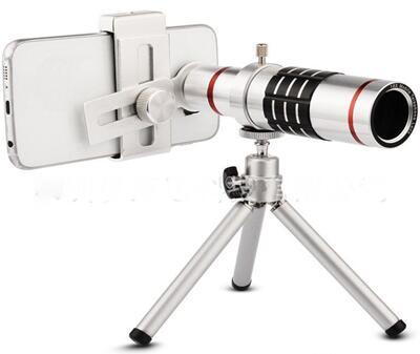 universal 18x phone camera zoom telescope lens moblie phone telephoto lens tube for universal huawei iphone samsung xiaomi vivo