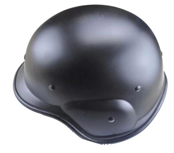 Táticas de capacete de camuflagem de plástico ABS CS militar dos EUA exército de campo motos de combate capacetes da motocicleta