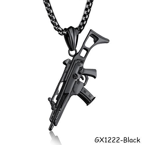 GX1222- 블랙