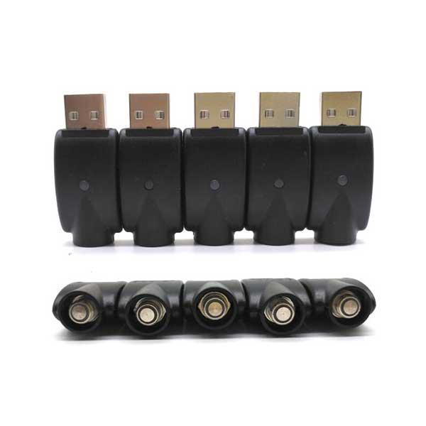 O-Pen Pil Şarj Kablosuz eGo USB Şarj 5 v ectronic Sigara şarj ego 510 iplik vape piller için siyah usb şarj