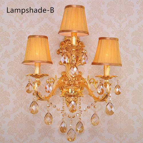 with style B lampshades