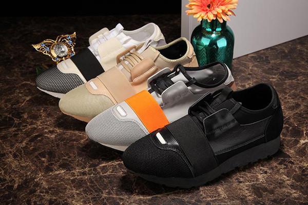 2017 Высокое качество Мужчины женщины Повседневная Обувь Высочайшее Качество Улич