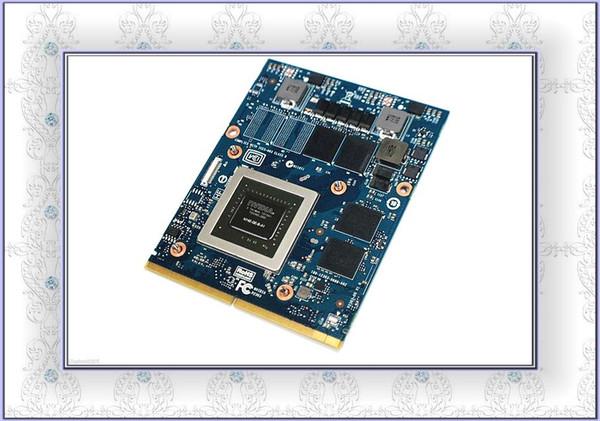 Original for DELL Alienware M17X R5 M18X R3 laptop 9R3F5 09R3F5 N14E-GE-B-A1 GTX765M DDR5 2G MB VGA graphics card board