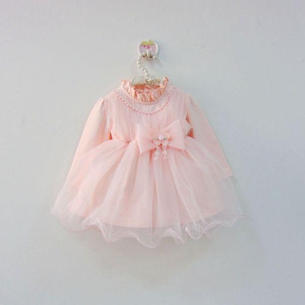 robe fille nouveau née