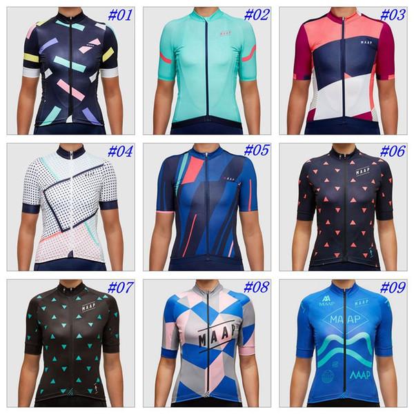 Catazer Cycling Tops Größe XS-4XL Rennrad MTB Ropa Ciclismo Für Frauen Kurze Slleeves Radfahren Jersey Größe XS-4XL Bike Wear