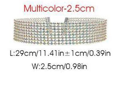 mulitcolor (2.5 cm)