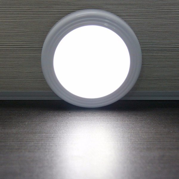 Großhandels-magnetischer Infrarot IR heller Bewegungs-Sensor aktivierte LED-Wand-Licht-Nachtauto an / weg Batterie betrieben für Hallway Pathway