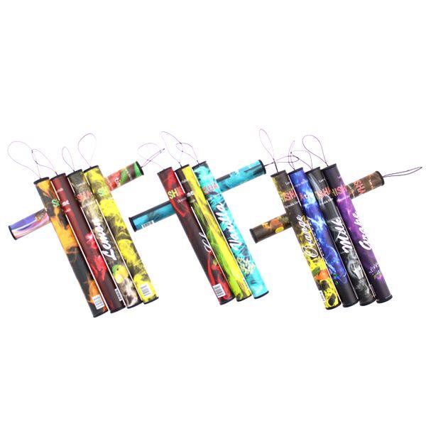 Shisha Time pen Eshisha Disposable Electronic cigarettes 500 puffs 30 type Various Fruit Flavors Hookah pen