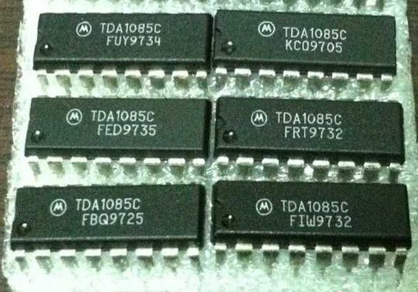 TDA1085C . TDA1085 , general motor speed controller ic / dual in-line 16 pin DIP plastic package . TDA1085A . PDIP16 , Electronic Components
