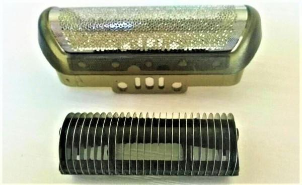 Scherkopf Rasierer Shaver 1x Cutter Blade Foil Für Braun 2975 5728 5729 Grau