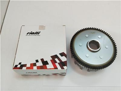 Primary driven gear assembly