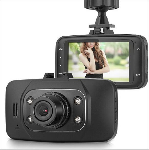"GS8000l Car Camera DVR 2.7"" Auto Video Registrator Camcorder 1080P Car DVR Driving Recorder Carro Coche Dash Cam Dashboard"