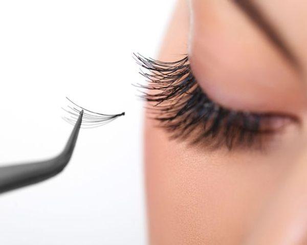 Handmade False Eyelashes Natural Long Individual Eyelashes Extension Fake Lashes Makeup Beauty Cluster Eye Lashes