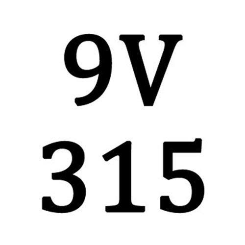 9V 315