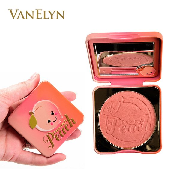 2017 New Arrival T Sweet Peach Papa Don't Peach Blush Single Color 9g Sugar Pop Totally Cute Blush Face Makeup Free Shipping