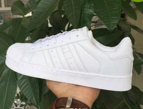 Büyük boy EUR46 Moda mens Rahat ayakkabılar Süperstar smith stan Kadın Düz Ayakkabı Kadın Zapatillas Deportivas Mujer Severler Sapatos Femininos