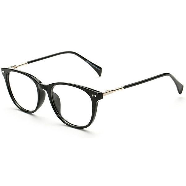 mens eyeglasses fashion Promo Codes - Eyeglass Frames For Men Eye Glasses Women Spectacle Frames Mens Optical Fashion Ladies Clear Glasses Unisex Designer Eyeglasses Frame 8C1J22