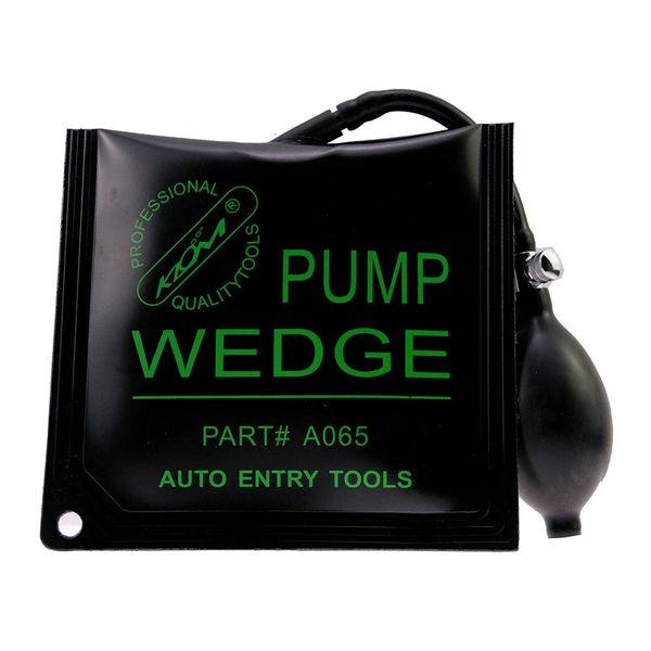 Auto Locksmith Tools New KLOM Universal Air Wedge Middle Type (Black) Car Diagnostic Tool Open Car Door Lock