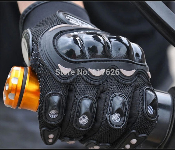 Pro-biker motorcycle gloves MOTO motocicleta gloves motocross luvas Racing guantes Motorbike Gloves mtb red blue black M~XXL