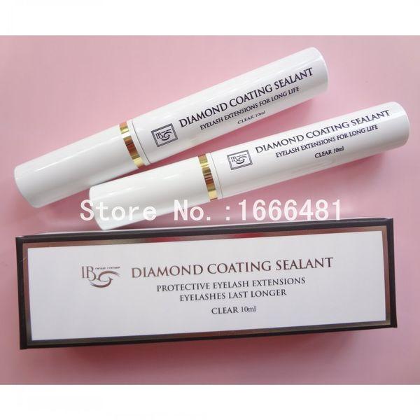 best selling Wholesale- I Beauty Diamond Clear or Black Coating Sealant to Keep Eyelash Extension for Long Life Coating Mascara