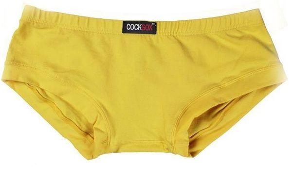 Cocksox Brand Fashion Men's Low Waist Briefs Bikini Sexy Underwears Cotton Men Briefs Shorts Underpants boxers For Man 8 colors